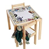 Kids Folding Fable Fnd Chairs: Lipper Wizard of Oz 3-Piece Childs ...