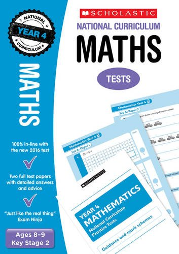 Maths Test (National Curriculum Tests)