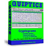 Quiptics Cryptogram Puzzle Maker Software