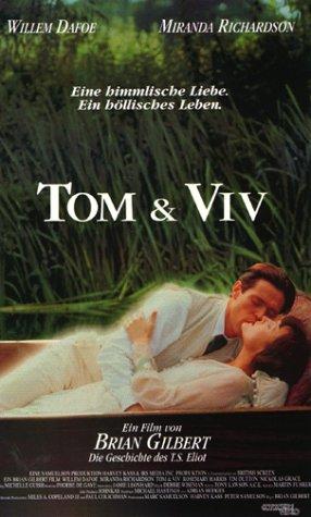 Tom & Viv [VHS]