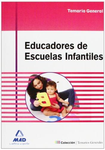 EDUCADORES DE ESCUELAS INFANTILES