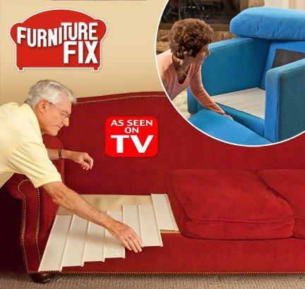 furniture savers sagging sofa chair fix couch cushion