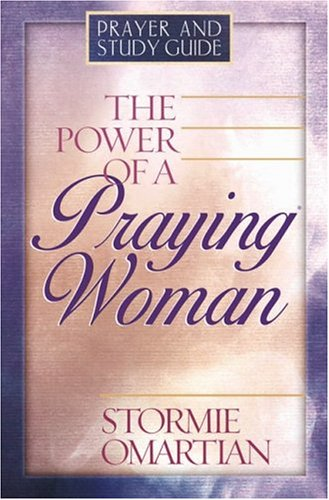 the power of a praying woman study guide pdf