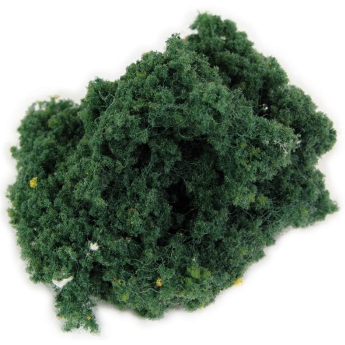 SCP Foliage Bushes, 150 Square Inch, Medium Green - 1
