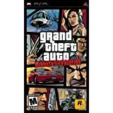 Grand Theft Auto Liberty City Stories ~ Rockstar Games