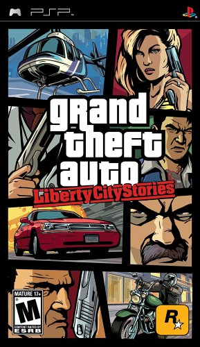 Grand Theft Auto: Liberty City Stories(PSP Games/2005)