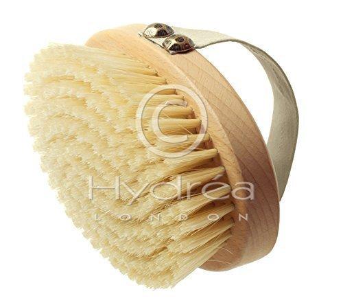 Hydrea Professional Beechwood brosse de corps avec des poils naturels Résistance Moyenne