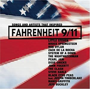 Fahrenheit 9/11 Songs And Art