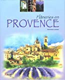 echange, troc Dominique Lambert, Collectif - Flâneries en Provence