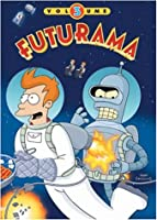 Futurama: Volume Three DVD