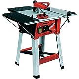 Einhell Tischkreissäge TE-TS 1825 U (1800 W, Sägeblatt-Ø 250 mm, Schnitthöhe 75 mm, Tischgröße 610x445 mm, Verlängerung, Untergestell)