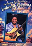 echange, troc The Hawaiian Slack Key Guitar Of Ledward Kaapana [Import anglais]
