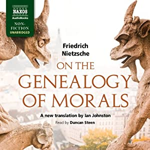 On the Genealogy of Morals Audiobook