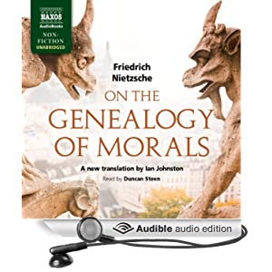 friedrich nietzsche genealogy of morals first essay Get this from a library nietzsche, genealogy, morality : essays on nietzsche's genealogy of morals [richard schacht] -- written at the height of the philosopher's.