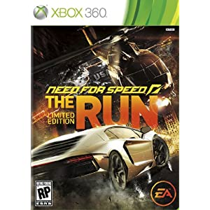Need for Speed: The Run - Limited Edition Video Game for Xbox 360