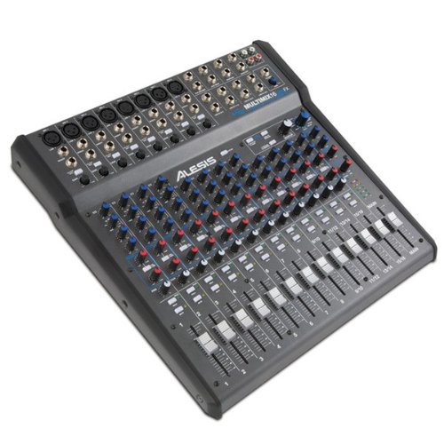 Alesis Multimix 16 Usb 2.0 16-Channel Mixer