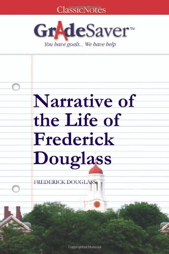 essay on the life of frederick Narrative of the life of frederick douglass, is a moving written account of frederick douglass' harrowing experiences as a slave, and his journey into freedom.