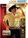 A Cowboy Comes Home (Colorado Cattle Barons)