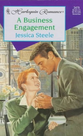 Business Engagement (Harlequin Romance, No 3479), Steele