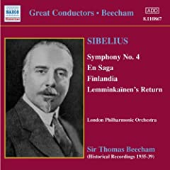 Sibelius: Symphony No.4