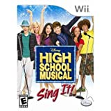 HSM: Sing It Wii Bundle