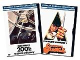 echange, troc 2001: A Space Odyssey & Clockwork Orange [Import USA Zone 1]