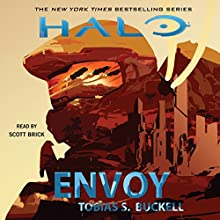 HALO: Envoy Audiobook by Tobias S. Buckell Narrated by Scott Brick