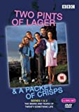 Two Pints of Lager & a Packet of Crisps - Series 1 & 2 [DVD] [2001]