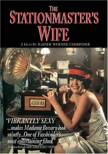 Cover art for  The Stationmaster's Wife
