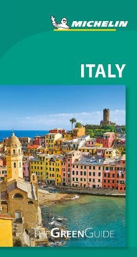 Michelin Green Guide Italy (Travel Guide) (Green Guide/Michelin) [Michelin] (Tapa Blanda)