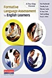 img - for Formative Language Assessment for English Learners: A Four-Step Process book / textbook / text book