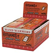Amazon.com: HeatMax Hot Hands 2 Handwarmer (40 pairs): Sports & Outdoors