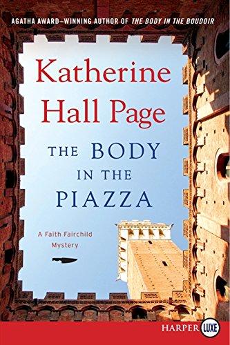 The Body in the Piazza (Faith Fairchild Mysteries)