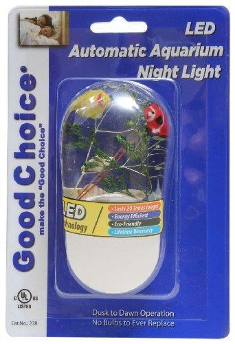 Good Choice 238 White Aquarium Led Night Light