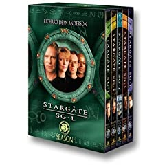 Stargate Sg-1 Season 3 [DVD] [Import]