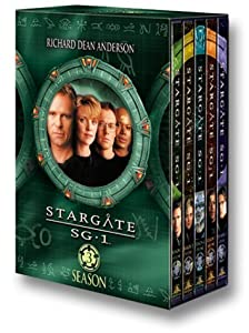 Stargate SG-1 Season 3 Boxed Set