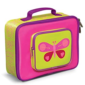 Butterfly Pocket Lunchbox by Crocodile Creek