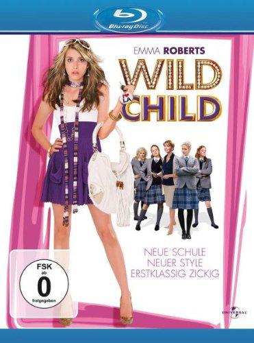 Wild Child [Blu-ray] [Import allemand]