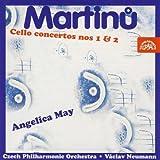Martinu : Concertos N 1 & 2 Pour Violoncelle Et Orchestre