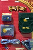 echange, troc Sac de transport Thrustmaster + accessoires, Harry Potter : Coloris Noir, pour Game Boy Color