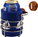 Shoreline Marine Drink/Mug Holder C/P Brass