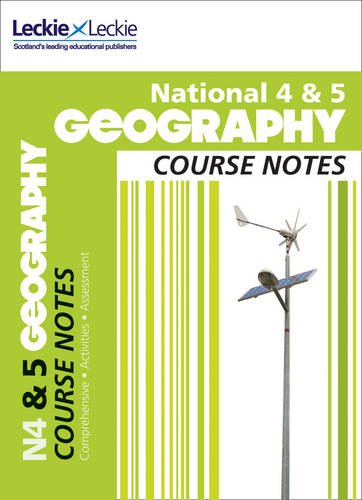 National 4/5 Geography Course Notes
