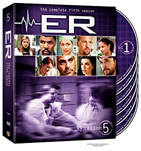ER: The Complete Fifth Season by National Broadcasting Company (NBC)
