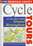 img - for Around Birmingham (Ordnance Survey Cycle Tours) book / textbook / text book