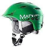 MARKER スキーヘルメットCONSORT MEN KELLY GREEN
