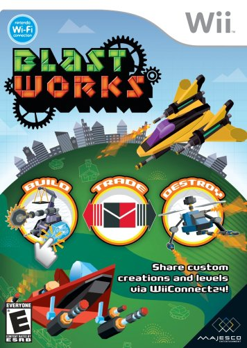 Blast Works: Build, Trade, Destroy - Nintendo Wii - 1