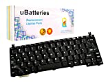 UBatteries Laptop Keyboard Toshiba