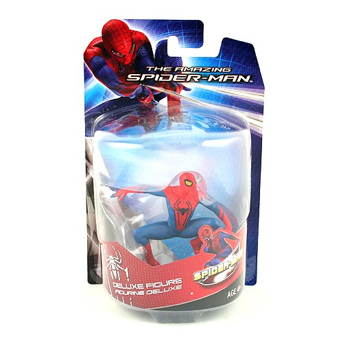 The Amazing Spider-Man - Deluxe Movie Figurine [Assorted Poses] - 1