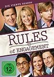 Rules of Engagement - Die vierte Season [2 DVDs]