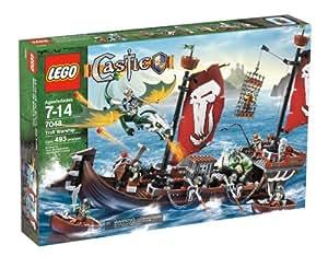 LEGO Castle Troll Warship